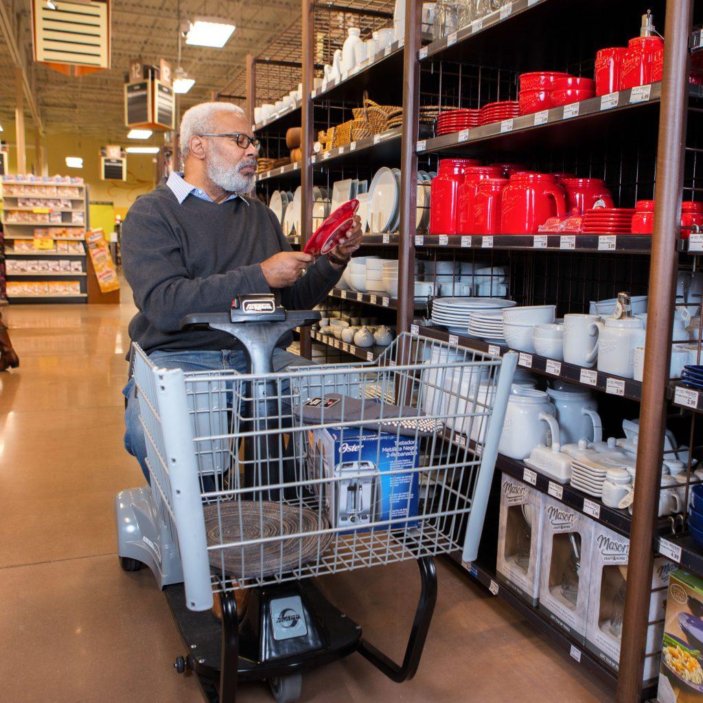 Amigo Grocery Retail Carts