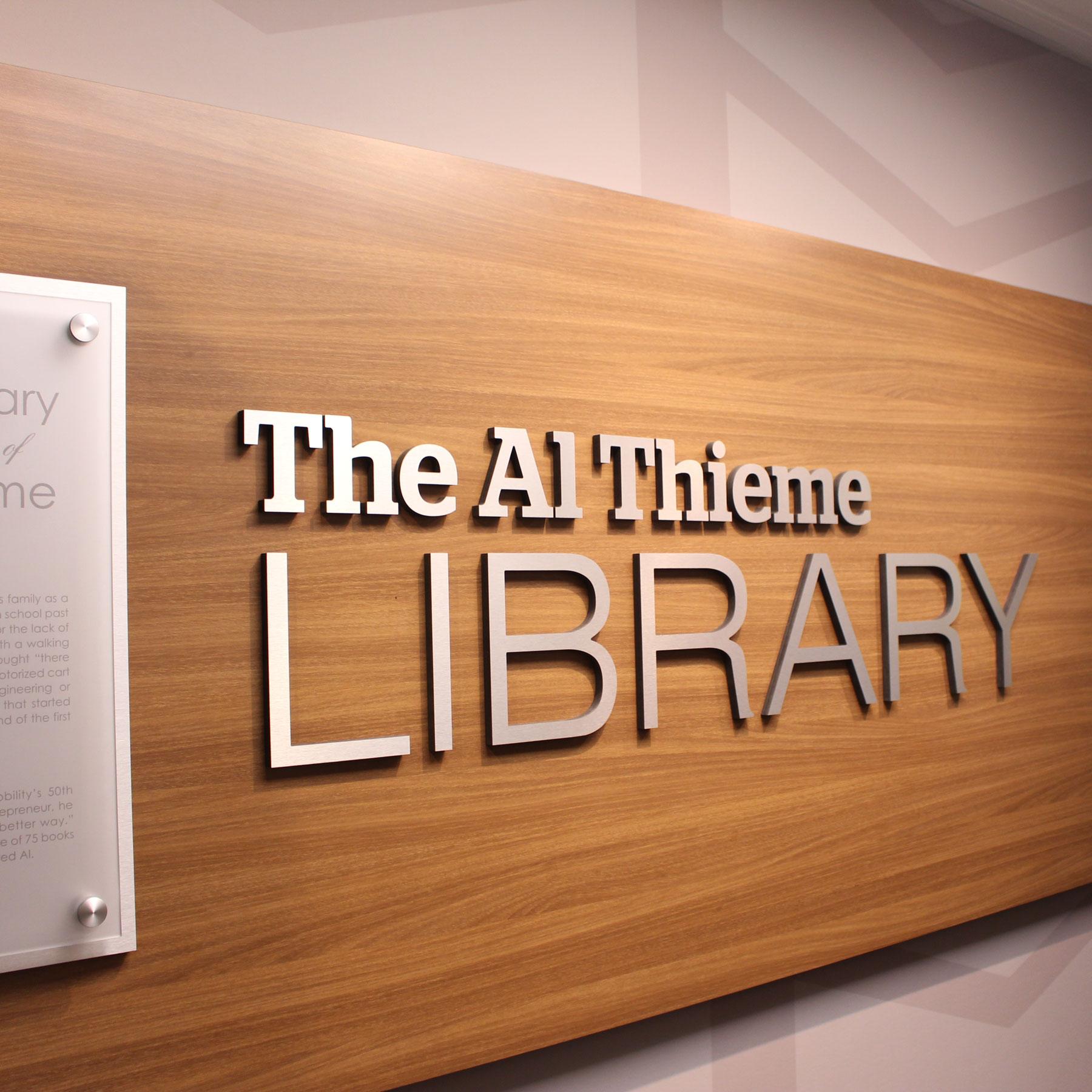 al thieme library